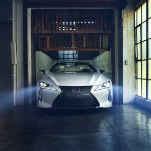 Lexus анонсирует европейскую премьеру концепта LC Convertible на Женевском автосалоне