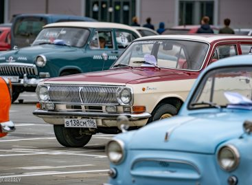13 отечественных автомобилей с иностранными моторами