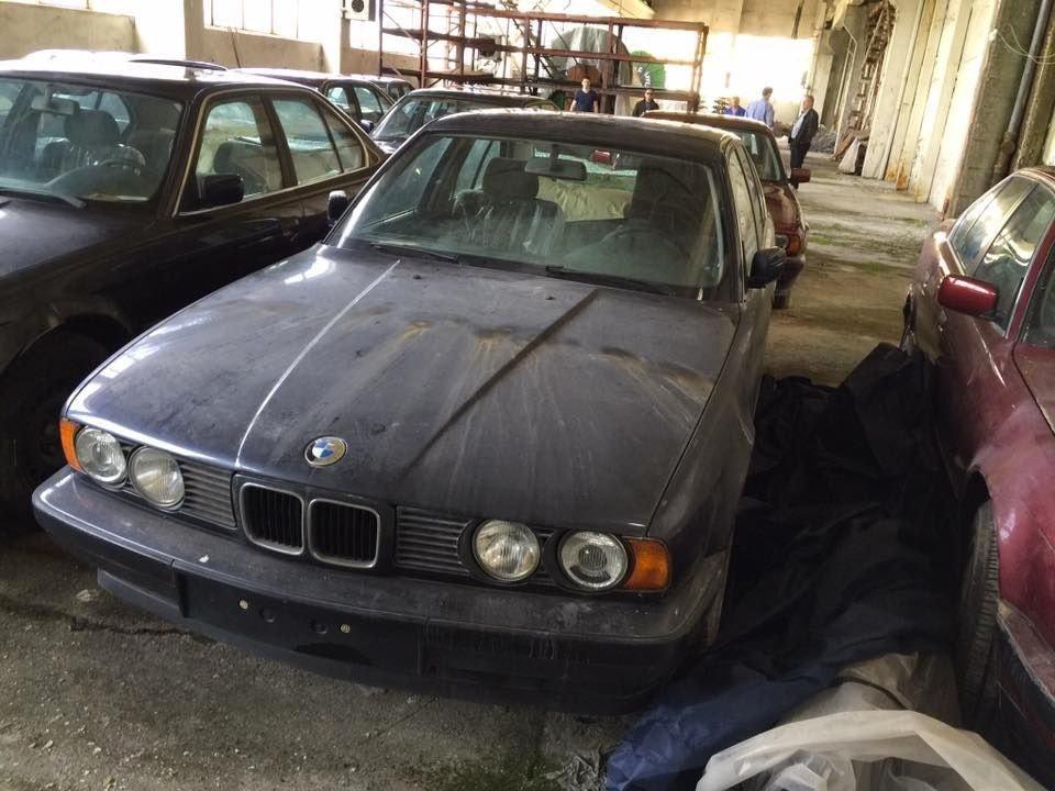 BMW E34 Болгария