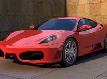Тюнингованный Ferrari F430 получил «внешность» FXX-K
