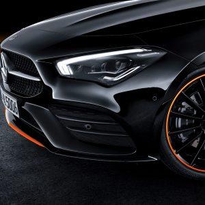 Mercedes-Benz опубликовал цены на новое купе CLA