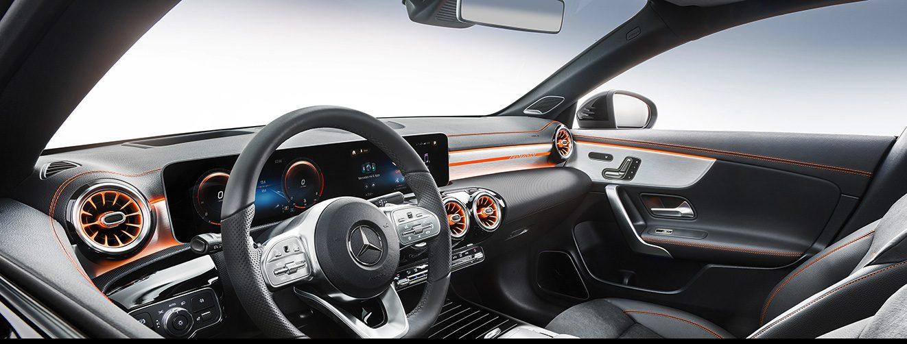 Mercedes-Benz CLA 2019