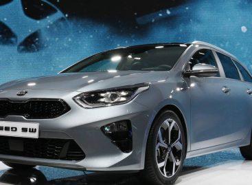 Kia объявляет дату старта продаж Ceed SW