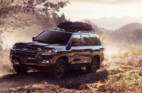 Юбилейная Toyota Land Cruiser Heritage Edition 2020