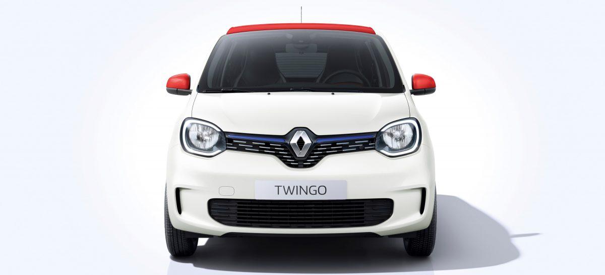 Спортивная версия Renault TWINGO