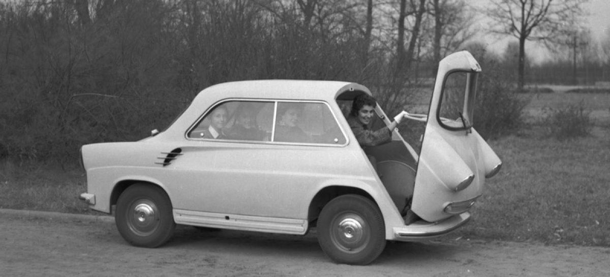 Smyk – проект польского микроавтомобиля