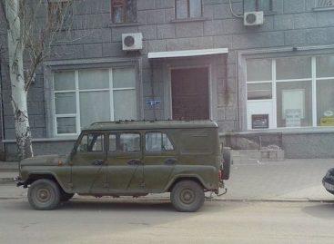 В Украине замечен 6-дверный УАЗ