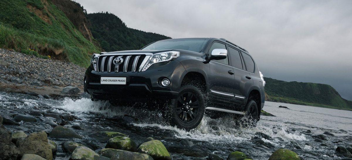 Toyota Land Cruiser признан самым желанным автомобилем в России