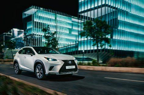 Стартует начало прием заказов на специальную версию кроссовера Lexus NX Black Vision