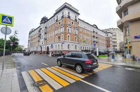 Как работают камеры на пешеходных переходах
