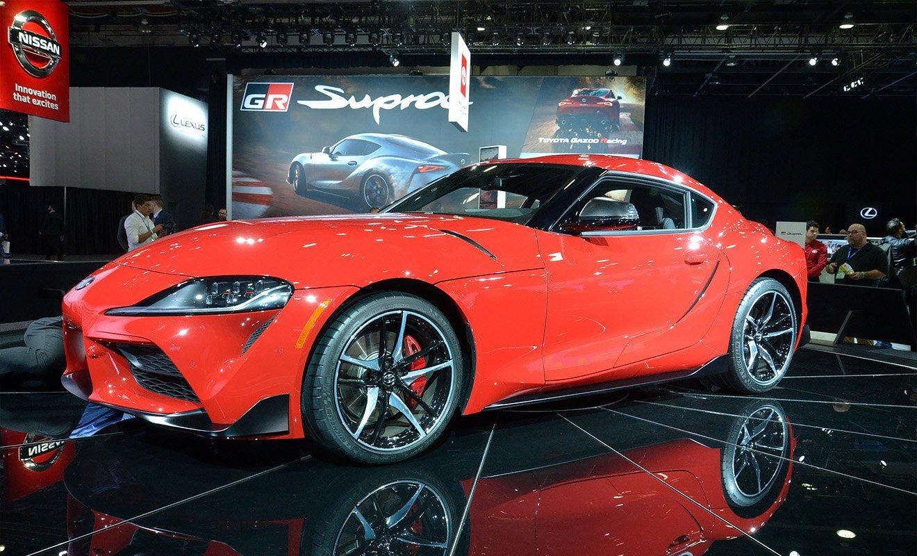 Toyota Supra Источник: https://www.autostat.ru/articles/37508/ © Автостат.