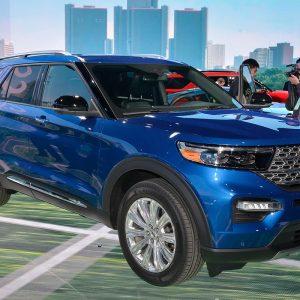Стала известна стоимость новой версии Ford Explorer