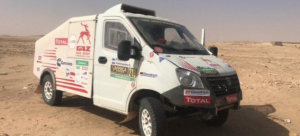 Команда «Газ Рейд Спорт» успешно дебютировала в ралли-марафоне «Африка Эко Рейс-2019»