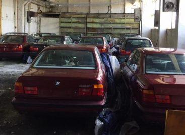 Стала известна история 11 «новых» BMW E34, найденных в Болгарии