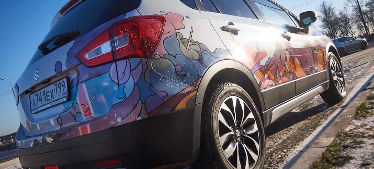 Тест-драйв Suzuki SX4 – резвый автомобиль неспешных перемен