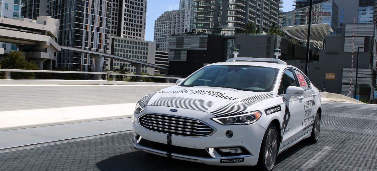 Ford выяснил, готовы ли Российские водители отказаться от личного автомобиля