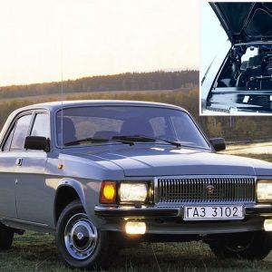 """Новую """"Волгу"""" ГАЗ-3110 продают в Казахстане"""