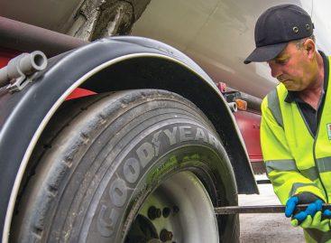 Goodyear поставляет шины для SJL Group