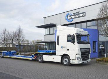 Greiwing Truck and Trailer Rental заключила соглашение о партнерстве с Goodyear