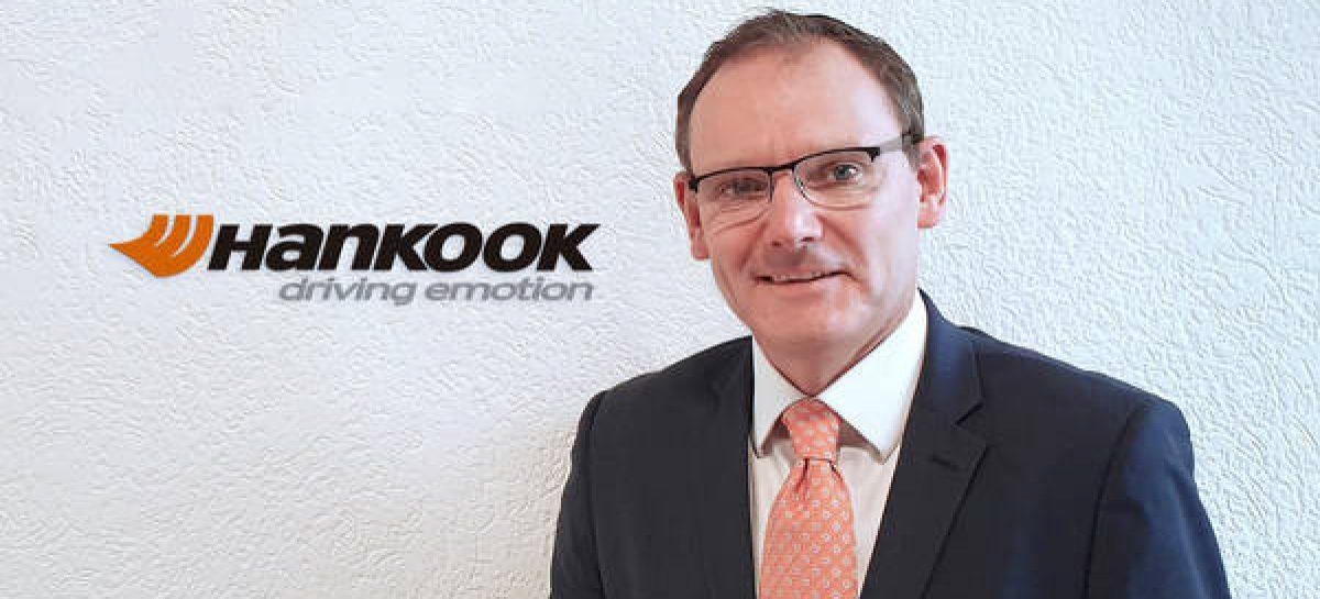 Представлен новый директор по маркетингу Hankook Tire Europe
