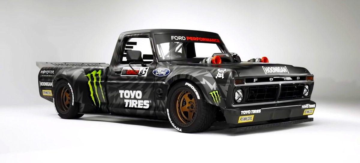 Ford создал с помощью 3D-печати рекордную деталь для гоночного пикапа