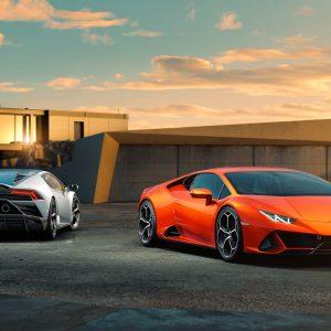Представлен Lamborghini Huracán EVO