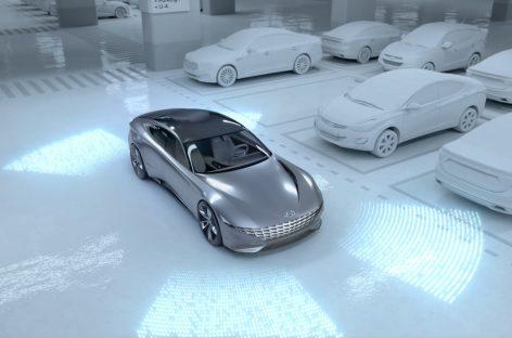 Hyundai представляет инновационную концепцию зарядки электромобилей