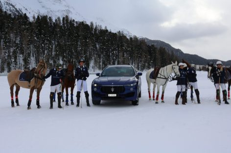 Maserati Winter Experience 2019 стартует в Санкт-Морице