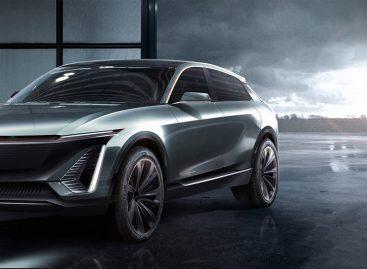 Cadillac показал свой первый электромобиль