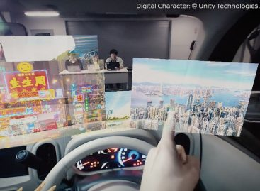 На выставке CES 2019 Nissan представит инновационную систему I2V (Invisible-to-Visible)