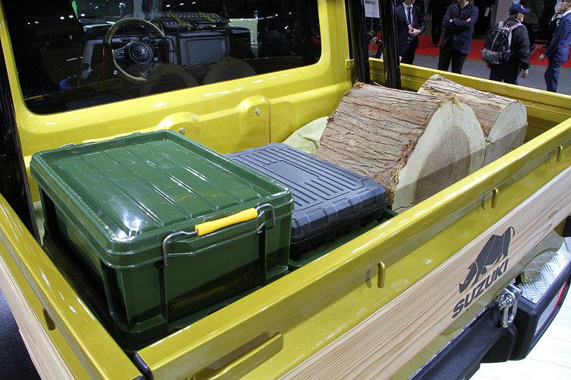 Jimny Sierra Pickup
