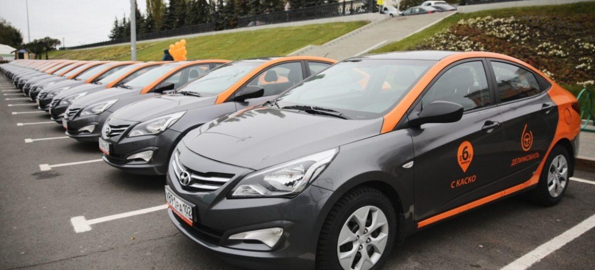 В автомобилях каршеринга установят скрытые камеры