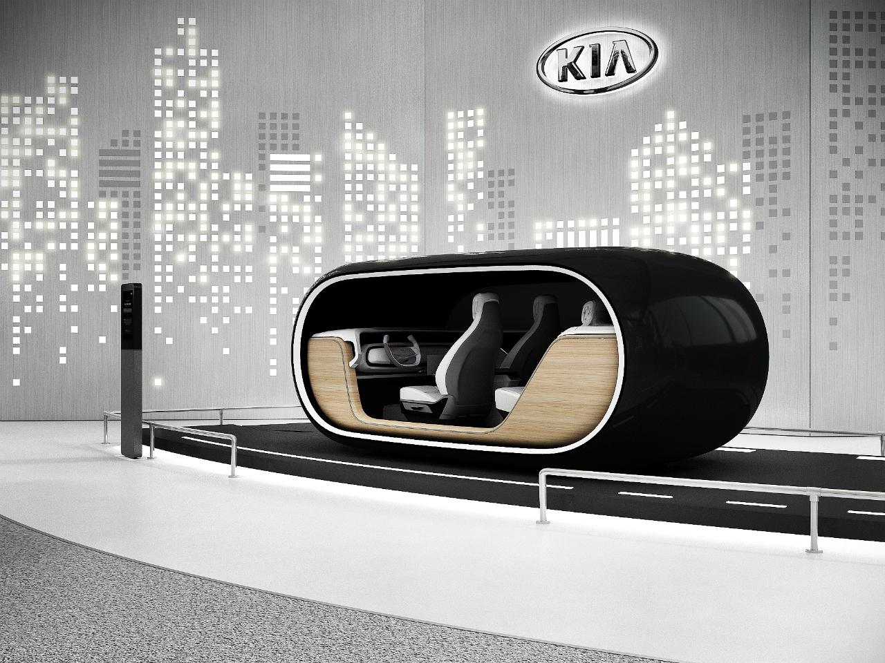 Kia 2019 CES