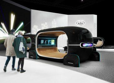 KIA представит свое видение эпохи развитого автопилотирования на CES 2019