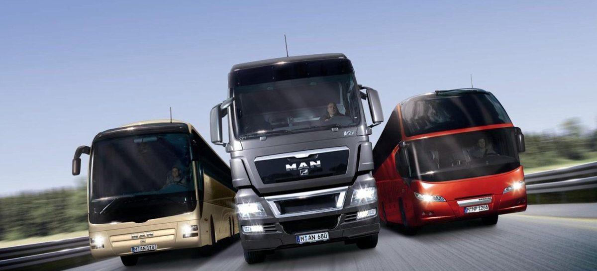 MAN Truck & Bus AG – безопасность людей, прежде всего