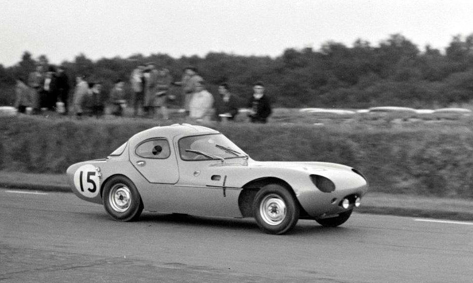 Marcos Luton Gullwing 1962