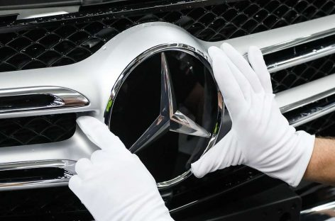Российские Mercedes-Benz появятся уже этой весной