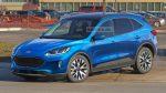 В Сети появились фотографии нового Ford Kuga 2020 модельного года