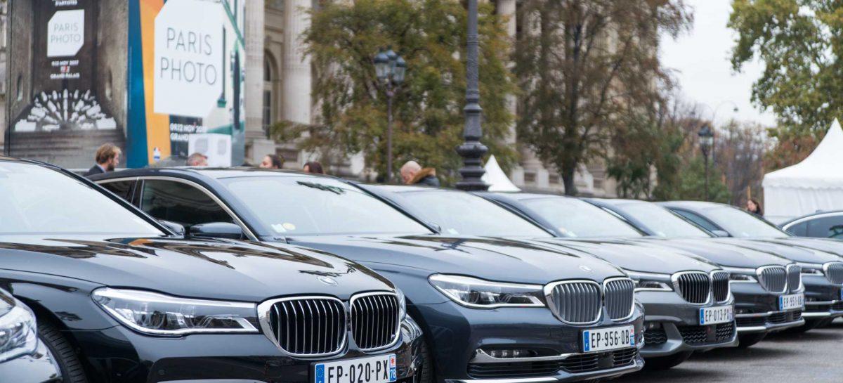 Твой билет на Paris Photo с BMW Group
