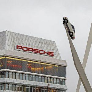 Компания Porsche снизила выбросы CO2 на 75 процентов с 2014 года