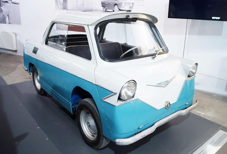 Прототип Smyk 1957