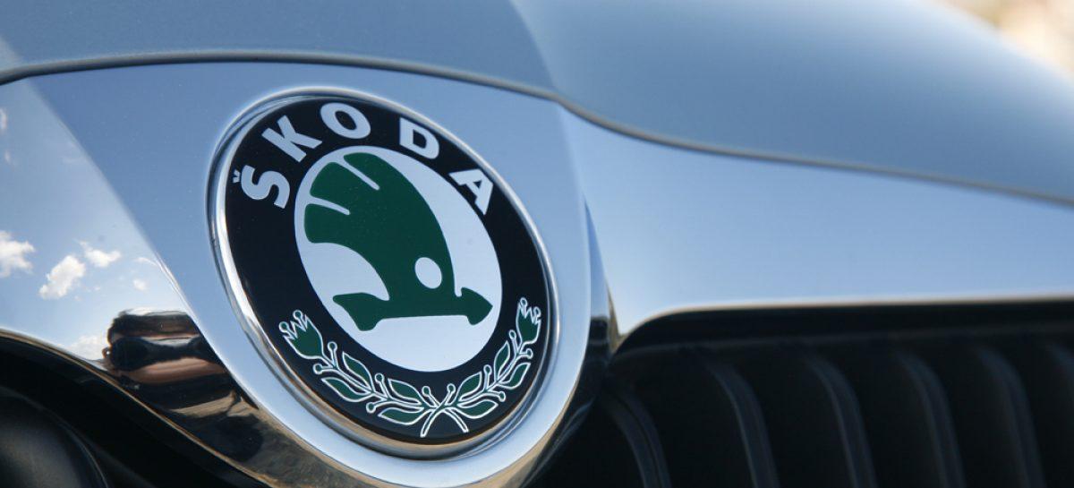 Škoda показала первые эскизы интерьера новой Octavia