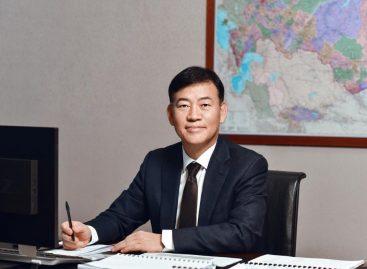 Назначен новый президент региональной штаб квартиры Hyundai