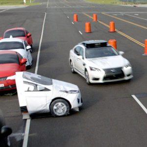 Toyota представила новый комплекс систем безопасности Guardian
