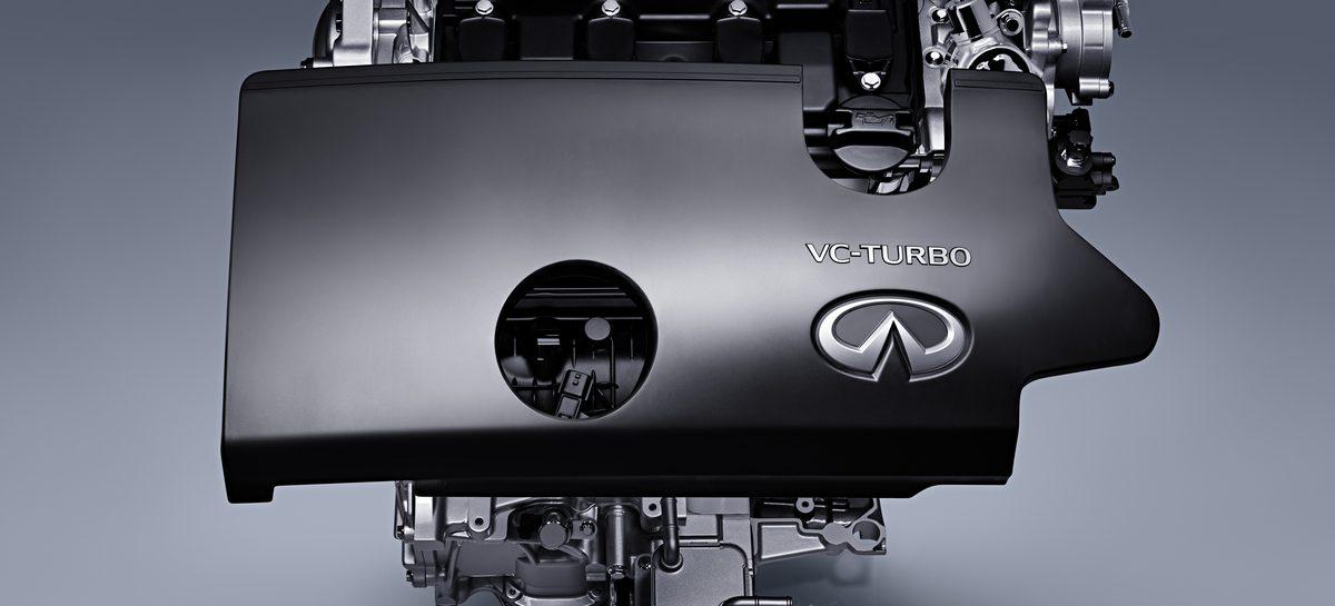 Двигатель Infiniti VC-Turbo завоевал награду «Технология года»