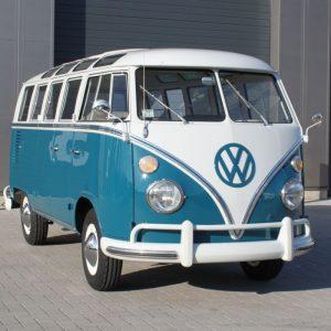 Редкий VW Transporter 1951 года найден в Германии