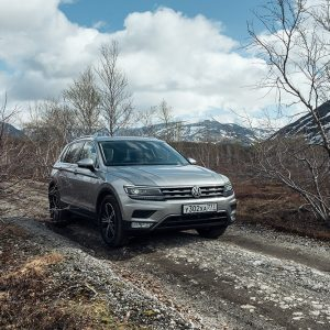 Новые опции для Volkswagen Tiguan All Inclusive