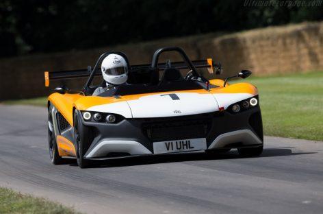 Мексиканский спорткар Vuhl 05RR