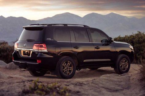 Toyota может снять с производства Land Cruiser в 2021 году