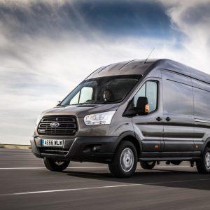 Ford Transit продаётся с большой скидкой